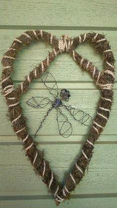 M'made: Small wire Dragonfly