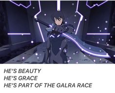 VLD S2 - SPOILERS Yes he is! Am I the only one who thought he looked really sexy in that suit? (Nah, me too)