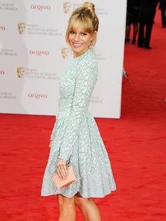 Sienna Miller at London's British Academy Television Awards 2013