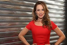 Durante a gravação de uma cena, a atriz terminou levando um soco do colega de elenco (Divulgação/ Globo)
