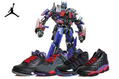 Air Jordan 11 Transformers Autobot Logo Black Purple Shoes   Cool High Tops  Nikes Dunks Adidas Converse Cartoon Shoes 1cc48036560