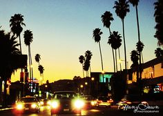 Beverly Hills Boulevard California  Hollywood