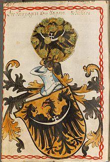 Wappen Schlesiens (Abbildung aus dem 15. Jahrhundert)
