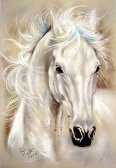Pastels by Paul Knight (British) ~ Artists and Art