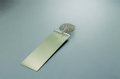 I Hand-Carve Silver Bookmarks That Tell Precious Stories | Bored Panda