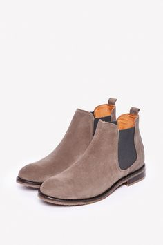 SHARNBROOK SUEDE CHELSEA BOOTS | JackWills US