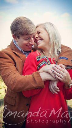 Engagement pictures at Arrington Vineyards