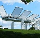 PGA Prairie Hopper is a Transforming Prefab Sports Pavilion | Inhabitat - Sustainable Design Innovation, Eco Architecture, Green Building