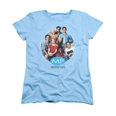 Melrose Place - Season 1 Original Cast Women's T-Shirt