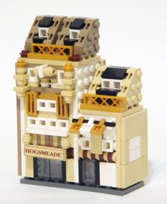All sizes | Mini Building(call Hogsmeade?) | Flickr - Photo Sharing!