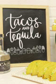 Tacos and Tequila Cinco de Mayo Party - Everyday Party Magazine