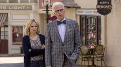 The Complicated Morality of The Good Place