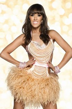 98e20521d4 BBC One - Strictly Come Dancing - Janette Manrara