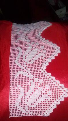 Crochet Lace Edging, Unique Crochet, Filet Crochet, Crochet Doilies, Blog Entry, Simple Crochet Blanket, Crochet Hammock, Crochet Pillow, Linen Tablecloth