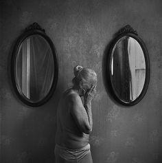 Gary Isaac - Rose 10/10/07 #photo #bw