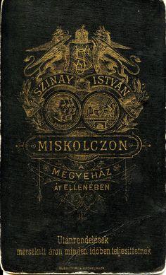 1880s Szinay reverse/verzó | Flickr - Photo Sharing!