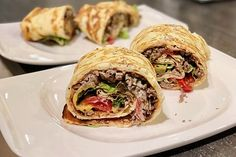 Low-Carb Big Mac Rolle - The most beautiful finger food list High Protein Low Carb, Low Carb Keto, Low Carb Recipes, Healthy Recipes, Pasta Recipes, Big Mac, Best Grilled Chicken Recipe, Creamy Chicken Pasta, Bacon On The Grill