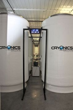 Cryonics Institute  Cryogenic Cryostats