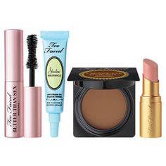 Beauty Experts Darlings - Kit de maquillage mini de Too Faced sur Sephora.fr