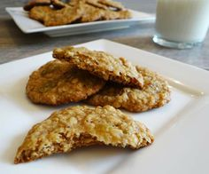 Chewy Gluten Free Raisin Oatmeal Cookies Recipe - http://recipes.answers.com/recipe/1176913/chewy-gluten-free-raisin-oatmeal-cookies#slide=1 #glutenfree #glutenfreerecipes