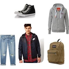 """student"" by siodlo on Polyvore"