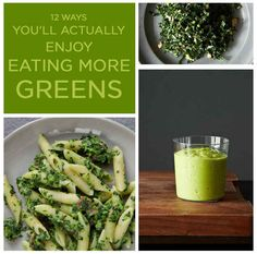 12 Ways You'll Actually Enjoy Eating More Greens In 2014