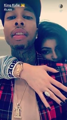 Kylie and Tyga are back
