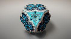 Fabergé Fractals