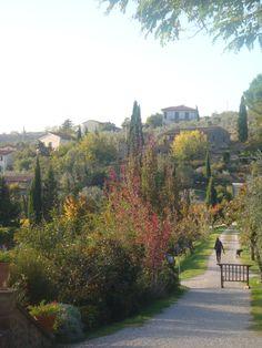 Il Falconiere in beautiful Cortona, Italy