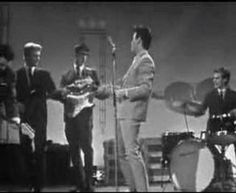 "Cliff Richard and the Shadows in 1958 with Move It........ Trying to be ""Elvis"""