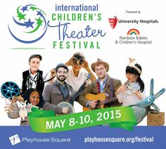International Children's Theater Festival at Playhouse Square May 8 - 10 + Win Tickets to See Timber! - iNeed a Playdate | Northeast Ohio MomInternational Children's Theater Festival at Playhouse Square May 8 - 10 + Win Tickets to See Timber!iNeed a Playdate a Blog for Northeast Ohio Moms