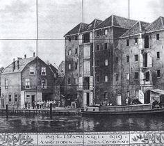 tegeltableau sodafabriek uit 1919 - industrieel erfgoed