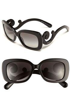 Prada 'Baroque' Sunglasses available at #Nordstrom