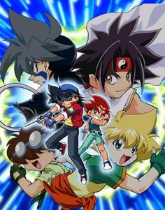 Beyblade Complete [Season 3] 55mb x264 (Best Quality) | Download Latest Anime Episode's