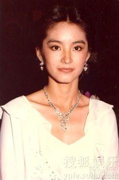 林青霞, Brigitte Lin (the HK actress with the most photos on the net)