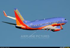 N211WN Southwest Boeing 737-700