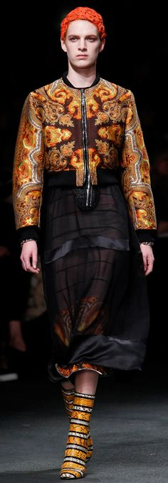 Givenchy - Fall 2013  LOVE THIS JACKET!