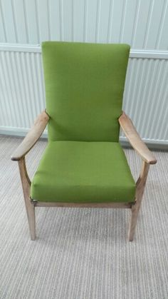 brodie upholstered parker knoll armchair box seat without piping