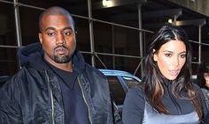 Kanye West & Kim Kardashian in Reykjavik 18.4. 2016.  Kanye Omari West is (Kim´s husband)  is an American Hip Hop Recording Artist, Songwriter, Record Producer, Fashion Designer and an Entrepreneur. 18.4.2016, www.nco.is IoT, www.netkaup.is NCO eCommerce