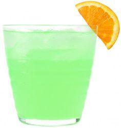 The Shamrocker Cocktail Recipe  1 oz. 1800 Silver Tequila    1 oz. Melon Liqueur    1/2 oz. Triple Sec    Splash of Orange Juice    Mix with ice, and garnish with an orange slice.