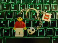 LegoLand visit key chain
