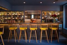 One Leicester Street hotel by Universal Design Studio, London