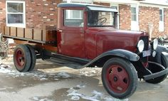 1932 1 TON CHEVROLET PICK UP TRUCK