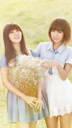 Eunji & Namjoo