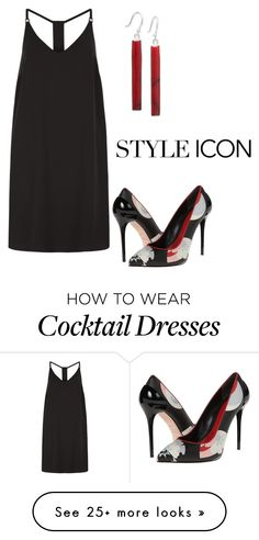 """Style Icon"" by hlmusic on Polyvore featuring New Look and Alexander McQueen"