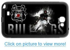 Accurate Store NCAA Division I Fresno State Bulldogs logo Samsung Galaxy NOTE 2 TPU Case Cover