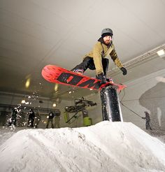 2nd Sept - Freestyle Night - Snozone Milton Keynes. Snowboarding photos.