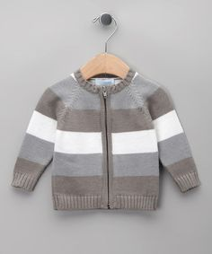 The description says this sweater is for girls, but this would look cute on boys too!