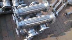 Stainless steel hose assemblies