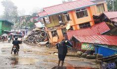 600 ألف مشرد ضحايا فيضانات كاسحة في…: بلغ عدد المشردين بسبب فيضانات اجتاحت ميانمار منذ أسابيع، 600 ألف شخص، فضلًا عن مصرع 8 آخرين. وكشفت…